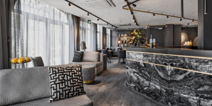 hotel le marin rotterdam bar restaurant lounge