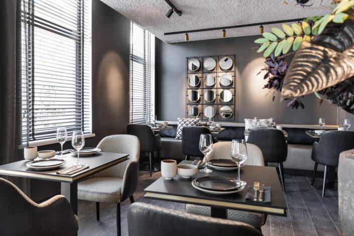le marin hotel rotterdam bar restaurant